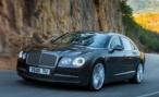 Седан Bentley Flying Spur дебютировал в Женеве