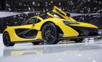 McLaren P1 пришел на смену F1
