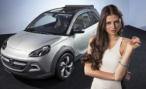 Opel представляет компактный кроссовер Adam Rocks
