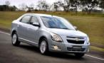 Chevrolet Cobalt. Родом из Бразилии