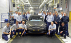 В польском Гливице стартовал выпуск кабриолета Opel Cascada