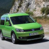 Volkswagen Cross Caddy. Фургон-внедорожник