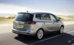Opel превратит Zafira и Meriva в кроссоверы