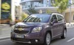В России стартовали продажи Chevrolet Orlando с «дизелем»