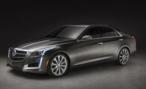 Cadillac представляет CTS нового поколения перед премьерой в Нью-Йорке