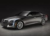 Cadillac планирует представить CTS Coupe