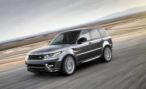 Гибридный Range Rover Sport представят на автосалоне во Франкфурте