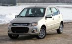 «Стандартная» Lada Kalina поступит в продажу в сентябре; «норма» — в конце августа