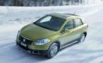 2014 Suzuki New SX4. В России от 799 000 рублей