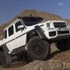Mercedes-Benz называет цену на шестиколесный G 63 AMG 6×6 в России