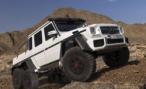 Шестиколесный Mercedes-Benz G63 AMG пойдет в серию