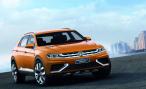 Volkswagen CrossBlue Coupe в Лос-Анджелесе: Автомобиль с запасом