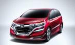 Honda привезла в Шанхай минивэн Concept M