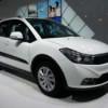Suzuki представила в Шанхае обновленный SX4 первого поколения