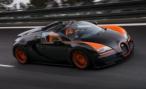 Bugatti заменит Veyron на 1500-сильный «гибрид»