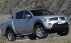 Mitsubishi представит до 2015 года обновленные L200 и Pajero Sport