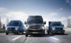 Mercedes-Benz представляет обновленный Sprinter