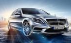 Mercedes-Benz обнародовал первый видеотизер нового S-class