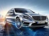 В Интернет просочилось первое официальное изображение нового Mercedes-Benz S-class