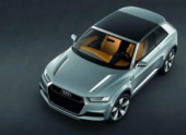 Audi подтвердила планы производства Q8