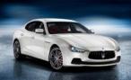 Maserati публикует официальные фотографии Ghibli