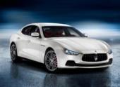 Maserati Ghibli появится в России в сентябре