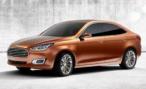 В Интернет просочились патентные изображения нового Ford Escort