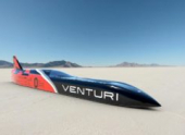 Venturi VBB-3. Вперед к рекордам