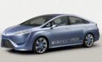 Водородная Toyota FCR-V будет стоить не более $100 тысяч