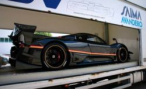 Pagani Zonda R Evolution. Первый пошел