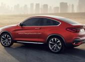 Премьера BMW X4 состоится в марте 2014 года на автосалоне в Женеве