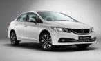 Продажи обновленного седана Honda Civic стартуют в России в июне