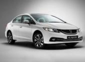 Стали известны российские цены на седан Honda Civic