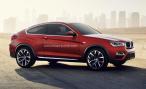 Дизайнер-любитель нарисовал серийный BMW X4