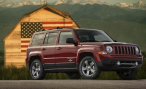 Jeep Patriot Freedom Edition. В стиле «милитари»