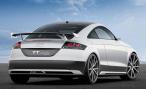 Audi TT нового поколения появится в конце 2014 года