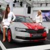 Skoda опубликовала новые фотографии Rapid Sport Concept с премьеры в Вертерзее