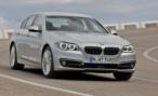 Продажи обновленной BMW 5-Series начнутся в России 14 сентября
