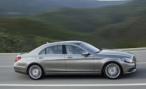 Daimler будет выпускать Mercedes-Benz S-class на московском ЗИЛе