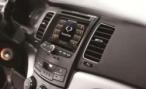 SsangYong поставил на кроссовер Actyon мультимедийную систему с навигатором