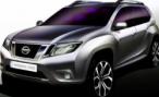 Nissan подтвердил появление на рынке кроссовера Terrano