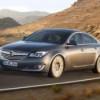Обновленная Opel Insignia появится на рынке в октябре