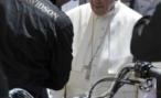 Папа Римский пожертвовал подаренный ему Harley Davidson бедным