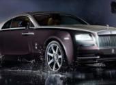 Кабриолет Rolls-Royce Wraith появится в 2015 году