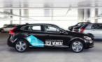 Volvo научила автомобиль парковаться без водителя