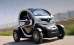 В Дубае на службу в полицию взяли Renault Twizy