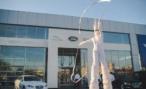 Компания Jaguar Land Rover Россия открыла новый дилерский центр в Рязани