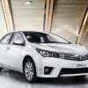 Toyota продемонстрировала европейскую версию новой Corolla
