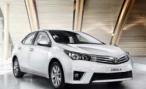 Toyota Corolla получила новые комплектации