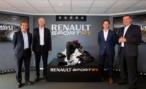 Renault дал послушать звук мотора «Формулы-1» 2014 года
